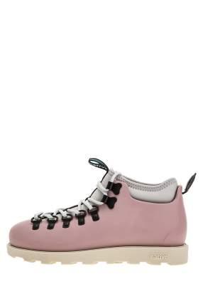 Ботинки женские Native 31106800-5979W розовые 7 US