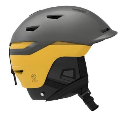 Горнолыжный шлем Salomon Sight 2019, темно-серый, L