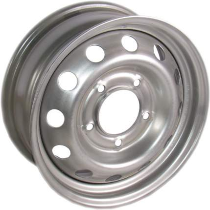 Колесный диск TREBL Нива-2123 64G48L P 6,0/R15 5*139,7 ET40 d98,6 Silver 9298722