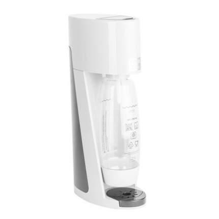 Сифон для газирования воды Home Bar Elixir Turbo NG silver