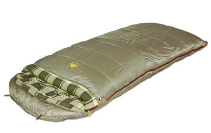 Спальный мешок-одеяло Alexika Tundra Plus XL 9267-01071-gray-right