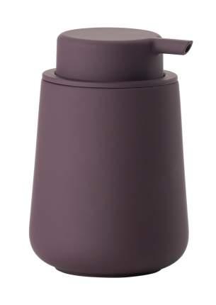 Дозатор для жидкого мыла Zone Denmark серии NOVA, цвет фиолетовый матовый