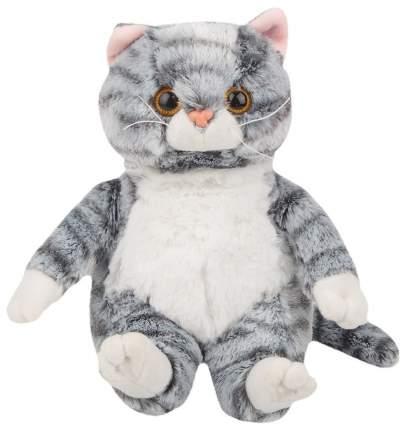 """Мягкая игрушка """"Полосатый кот"""", 20 см"""
