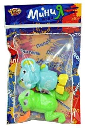 Набор заводных игрушек для воды Yako Toys МиниМаниЯ арт. М6327.