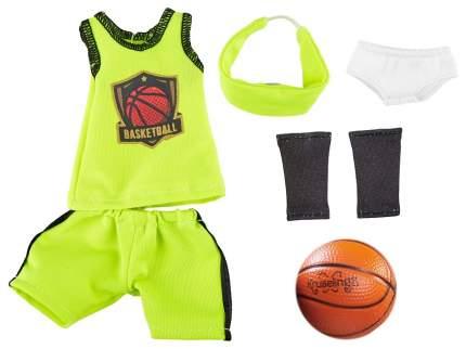 "Одежда для баскетбола, для куклы ""Джой Kruselings"", 23 см"
