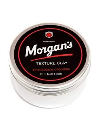 Текстурирующая матовая глина для укладки волос Morgan's 75 мл