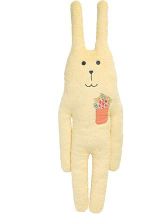 Большая игрушка-подушка Craftholic заяц L Botanical Rab