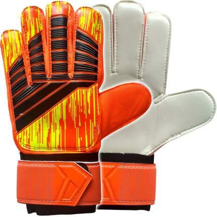 Вратарские перчатки Hawk E29484, оранжевый, 10