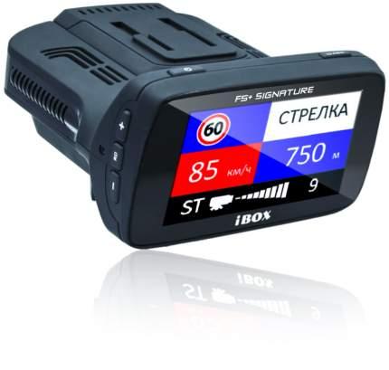 Видеорегистратор с радар-детектором автомобильный iBOX Combo F5+  (PLUS) signature