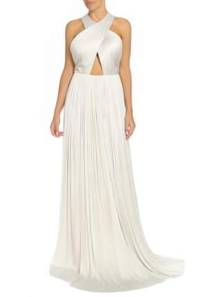 Платье женское Maria Lucia Hohan CURACAO/BLUE MIST бежевое 38 IT