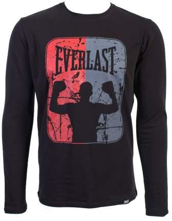 Лонгслив Everlast Boxer, black, L INT