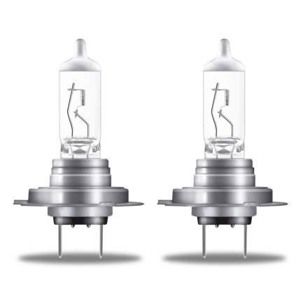 H7 12v (55w) Лампа Night Breaker Silver, Двойная Коробка OSRAM арт. 64210NBS-HCB