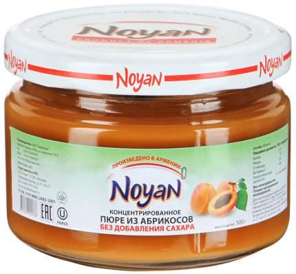 Пюре Noyan из абрикосов без сахара 300 г