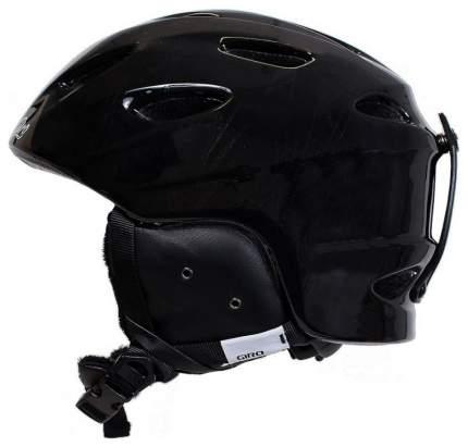 Горнолыжный шлем женский Giro Ember 2017, черный, S