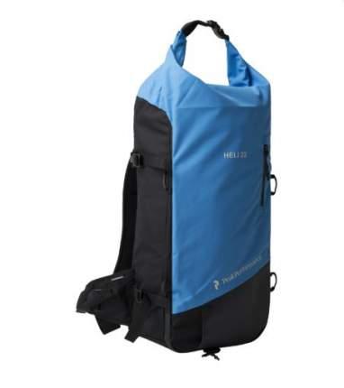 Рюкзак для лыж и сноуборда Peak Performance Heli Backpack, cerulean, 22 л