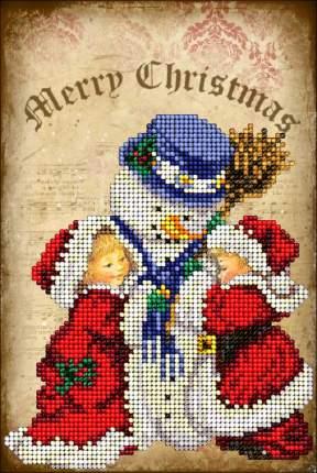Набор Вышивание ювелирным бисером Краса и творчество 41114 Рождественские истории 4