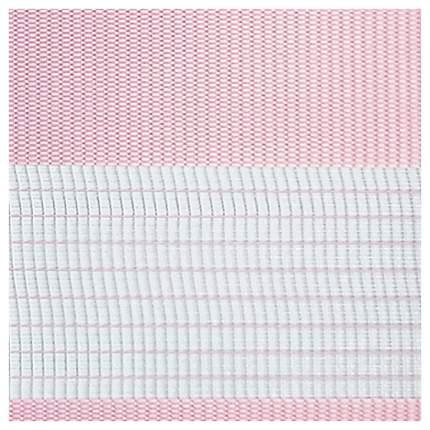 Рулонная штора Эскар День-Ночь 170х43 цвет розовый