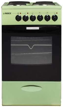 Электрическая плита Reex CTE-54 SGn Green