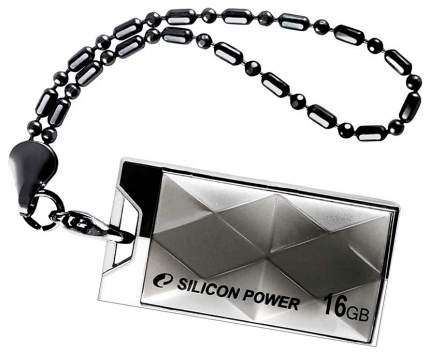 USB-флешка Silicon Power Touch 850 16GB Silver (SP016GBUF2850V1T)