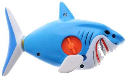 Заводная игрушка Буль-Буль 1Toy для ванной акула 16 см Т57413