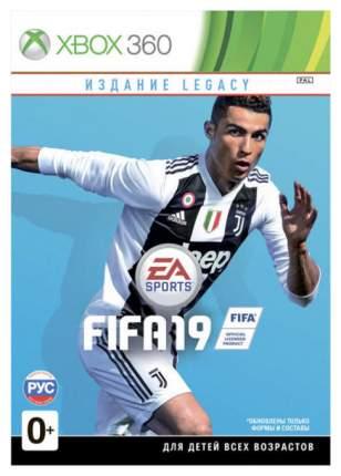 Игра для XBOX FIFA 19 Legacy edition