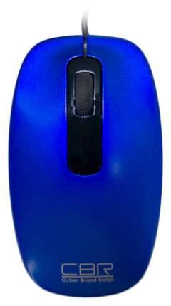 Проводная мышка CBR CM 150 Blue/Black