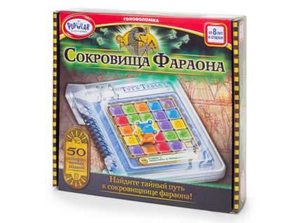 Настольная игра Popular Playthings БП000008199 Сокровища Фараона