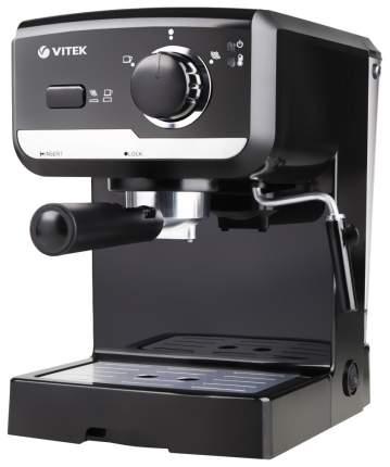 Рожковая кофеварка Vitek VT-1502 BK Black