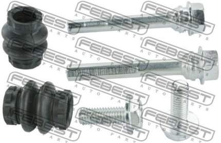 Ремкомплект направляющих суппорта FEBEST для Citroen c3-c4/Peugeot 207/308 2574308RKIT