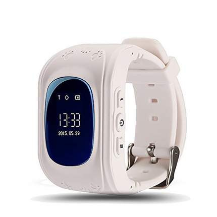 Детские смарт-часы Smart Baby Watch Q50 White/White