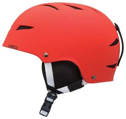 Горнолыжный шлем мужской Giro Encore 2 2016, красный, L