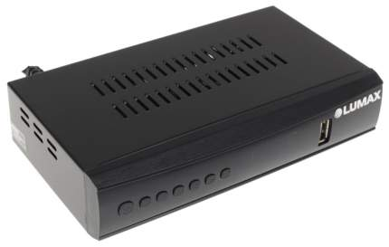 DVB-T2 приставка Lumax DV 4201 HD Black