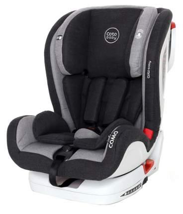 Автокресло Coto Baby BS02-B COMO 9-36 кг Серый меланж