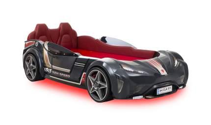 Кровать-машина Cilek Carbed GTi цвет антрацит 90х195