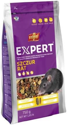 Корм для крыс Vitapol Expert 0.75 кг 1 шт