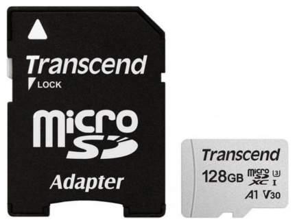 Карта памяти Transcend Micro SDXC 128GB