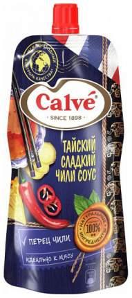 Соус тайский Calve cладкий чили 230 г