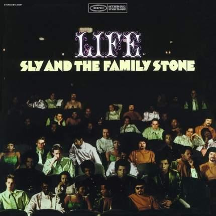 """Виниловая пластинка  Sly & The Family Stone  """"Life"""" (LP)"""