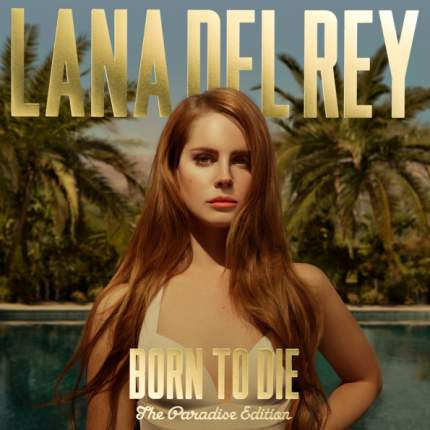 """Lana Del Rey """"Born To Die (The Paradise Edition)"""" (LP)"""