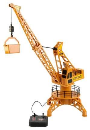 Радиоуправляемый башенный кран Yako Toys