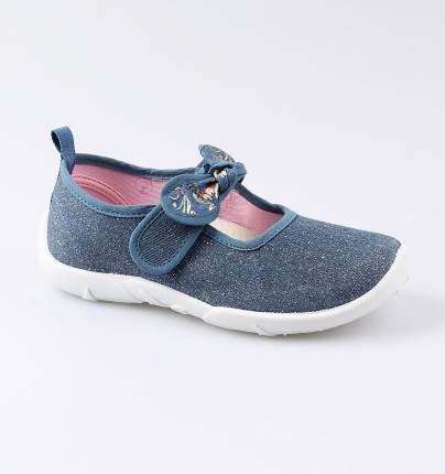 Текстильная обувь Котофей 431138-11 для девочек р.26