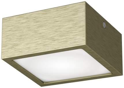 Накладной светодиодный светильник Lightstar Zolla 211921 Бронза