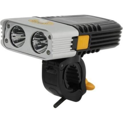 Велосипедный фонарь передний SmartBuy SBF-BF06-BW черный