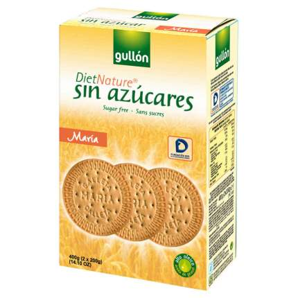 Печенье Gullon Мария без сахара 400 г