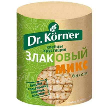Хлебцы Dr.Korner  злаковый микс 90 г
