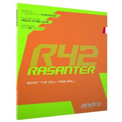 Накладка для ракетки Andro Rasanter R42 черная max
