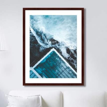 Фотография Bondi Beach, Australia, No 2, 78,5х100см, Картины в Квартиру