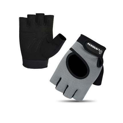 Перчатки для фитнеса Larsen NT558G серые L