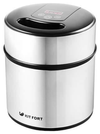 Мороженица Kitfort КТ-1804 Silver