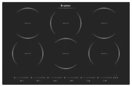 Встраиваемая варочная панель индукционная GEFEST ПВИ 4323 Black